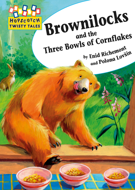 Cover image for Brownilocks