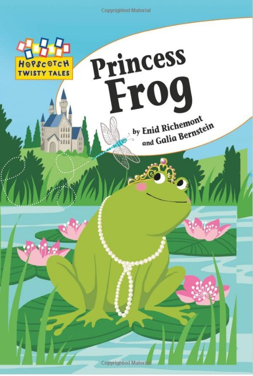 Cover image for Princess Frog