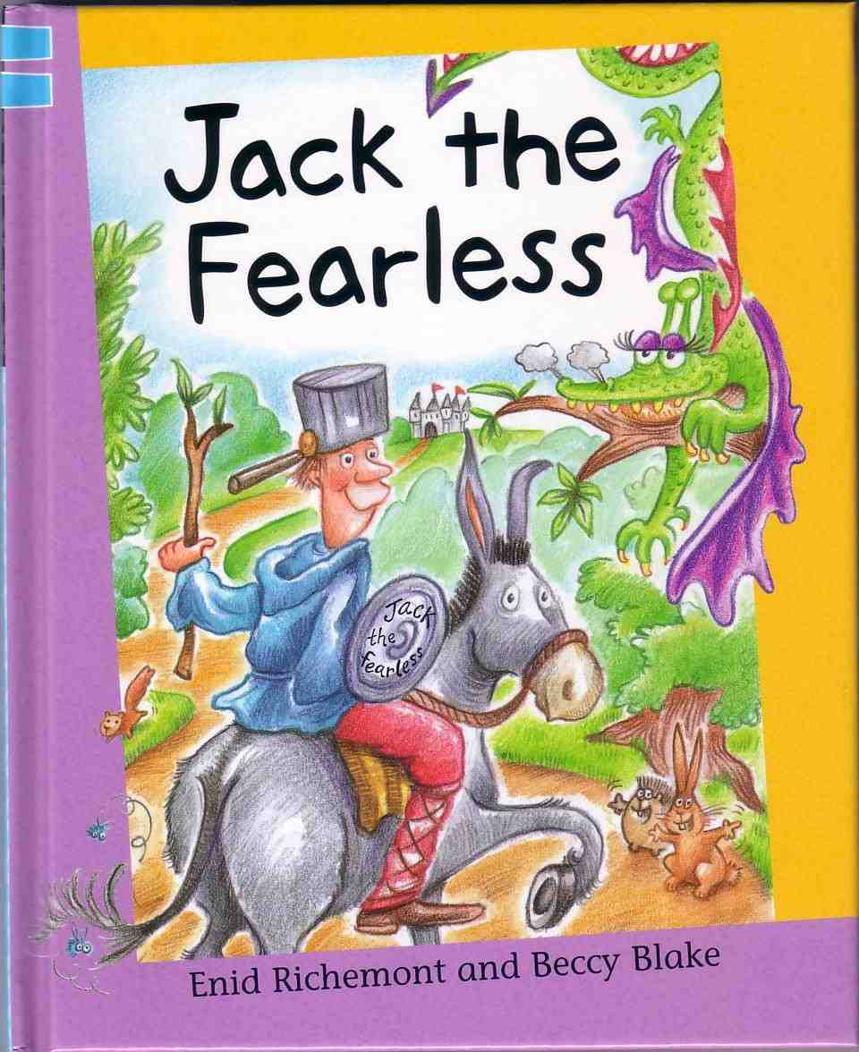 Cover image for Jack the Fearless