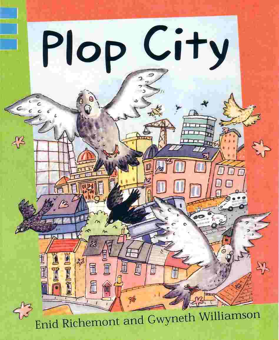 Cover image for Plop City